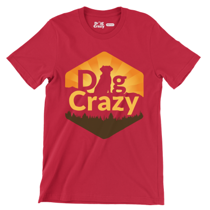 youth dog crazy t-shirt, kids dog shirts