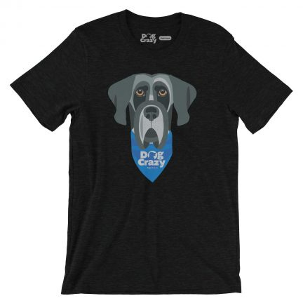 great dane tee by dog crazy
